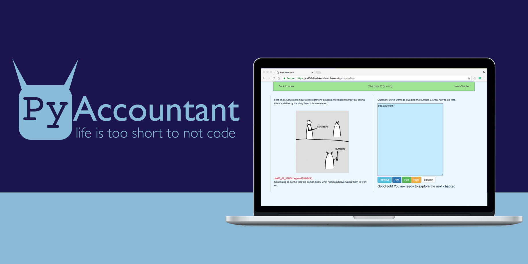 PyAccountant: Redesigning Programming Education for Accountants