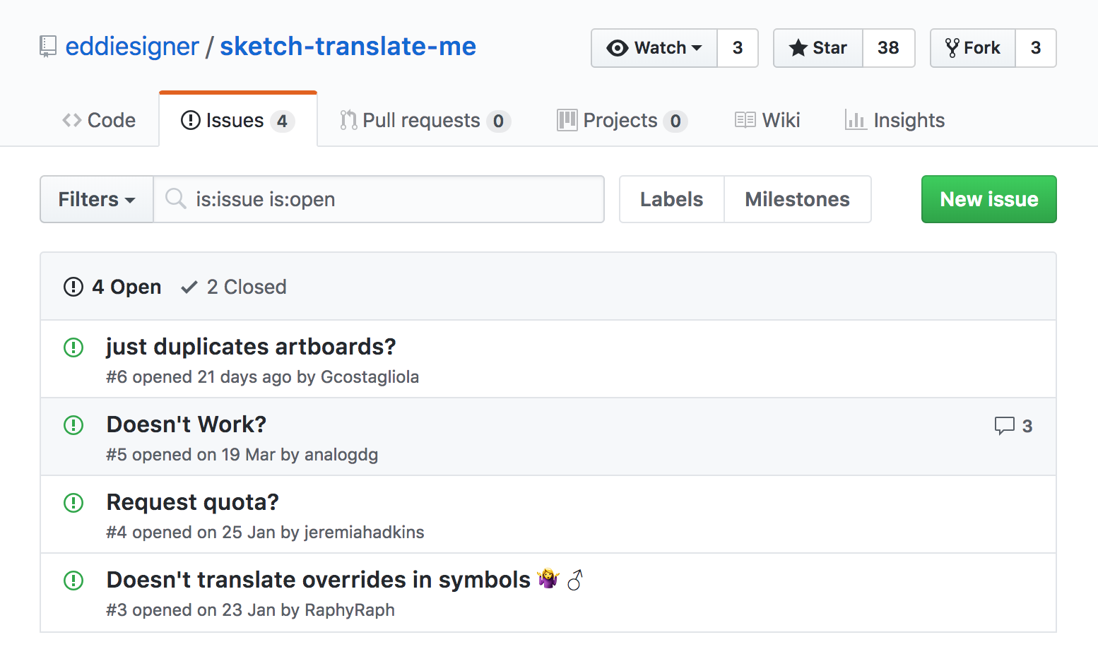 Sketch Auto Translate Plugin - Design + Sketch - Medium