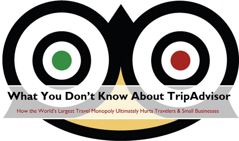 What You Don't Know About TripAdvisor - Choking on a Macaron - Medium
