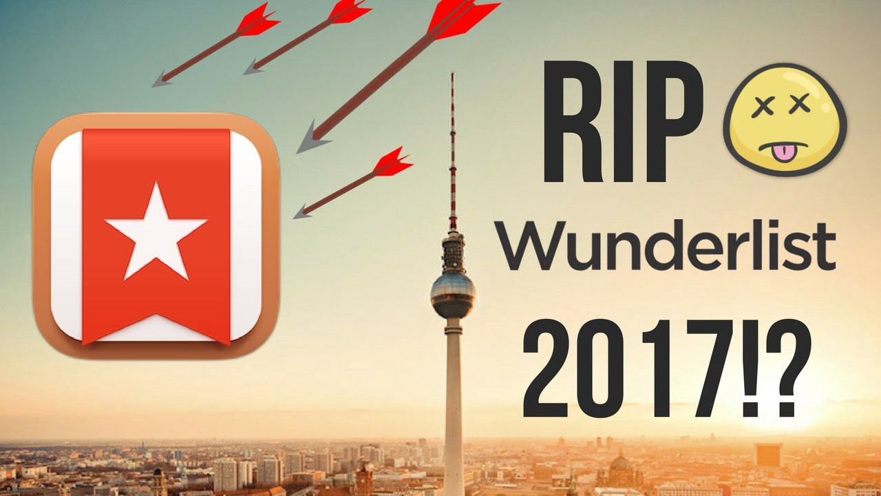 Miss Wunderlist? Here Are 20 Really Good To-Do List Alternatives