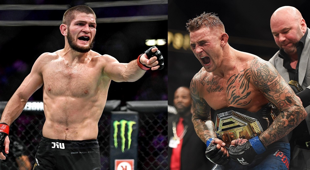 Technical And Tactical Analysis Of Khabib Nurmagomedov Vs Dustin Poirier By Kaue Macedo Medium