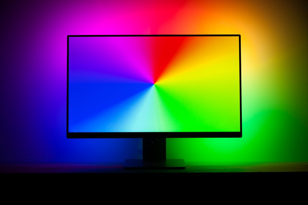 DIY Ambilight for Your Computer Monitor - Hackster Blog