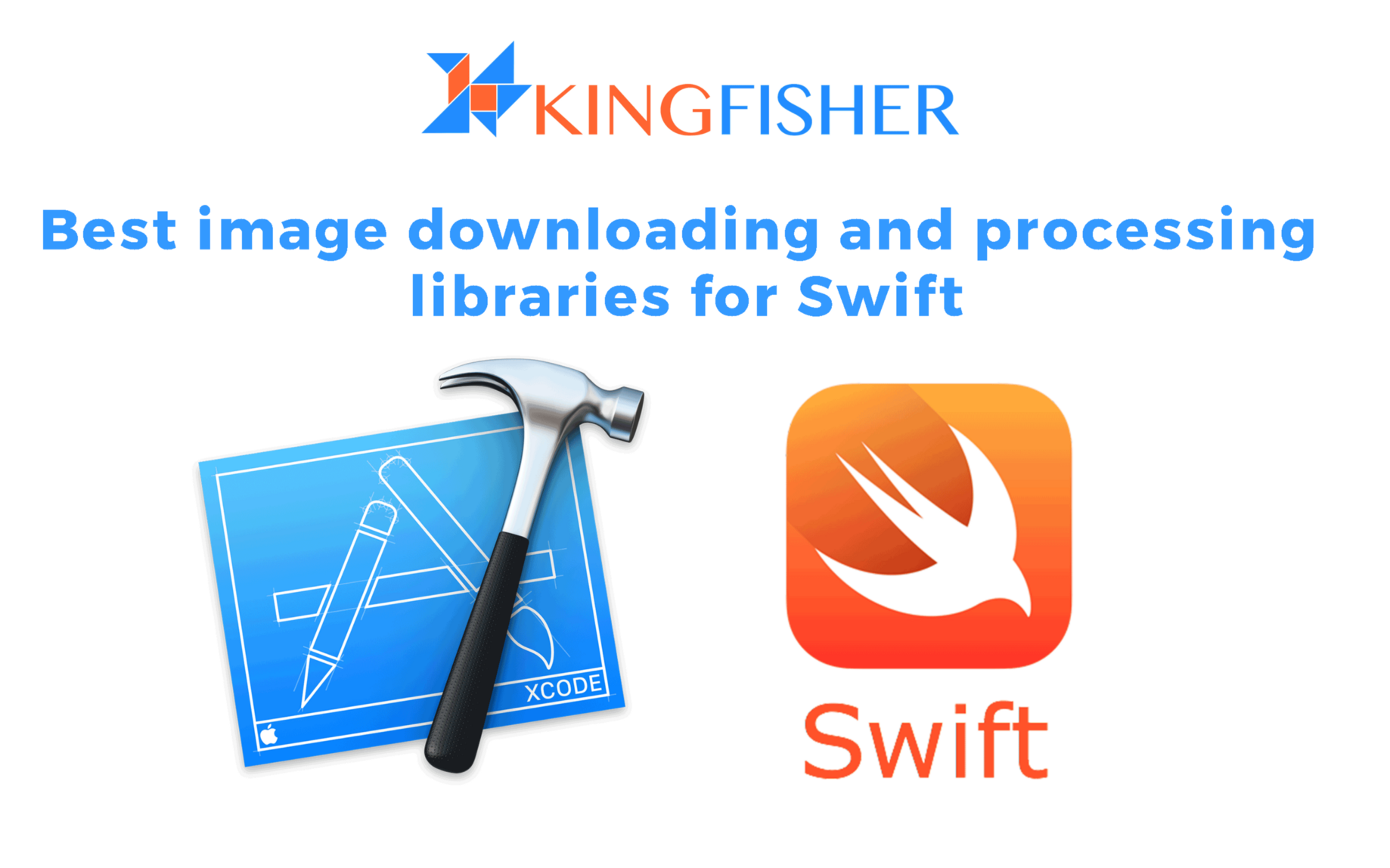 Kingfisher Best image downloading and processing libraries for Swift