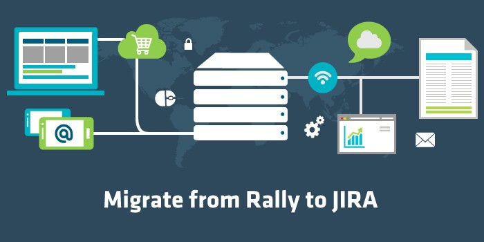 Users of Rally often want to migrate to JIRA  We show you how