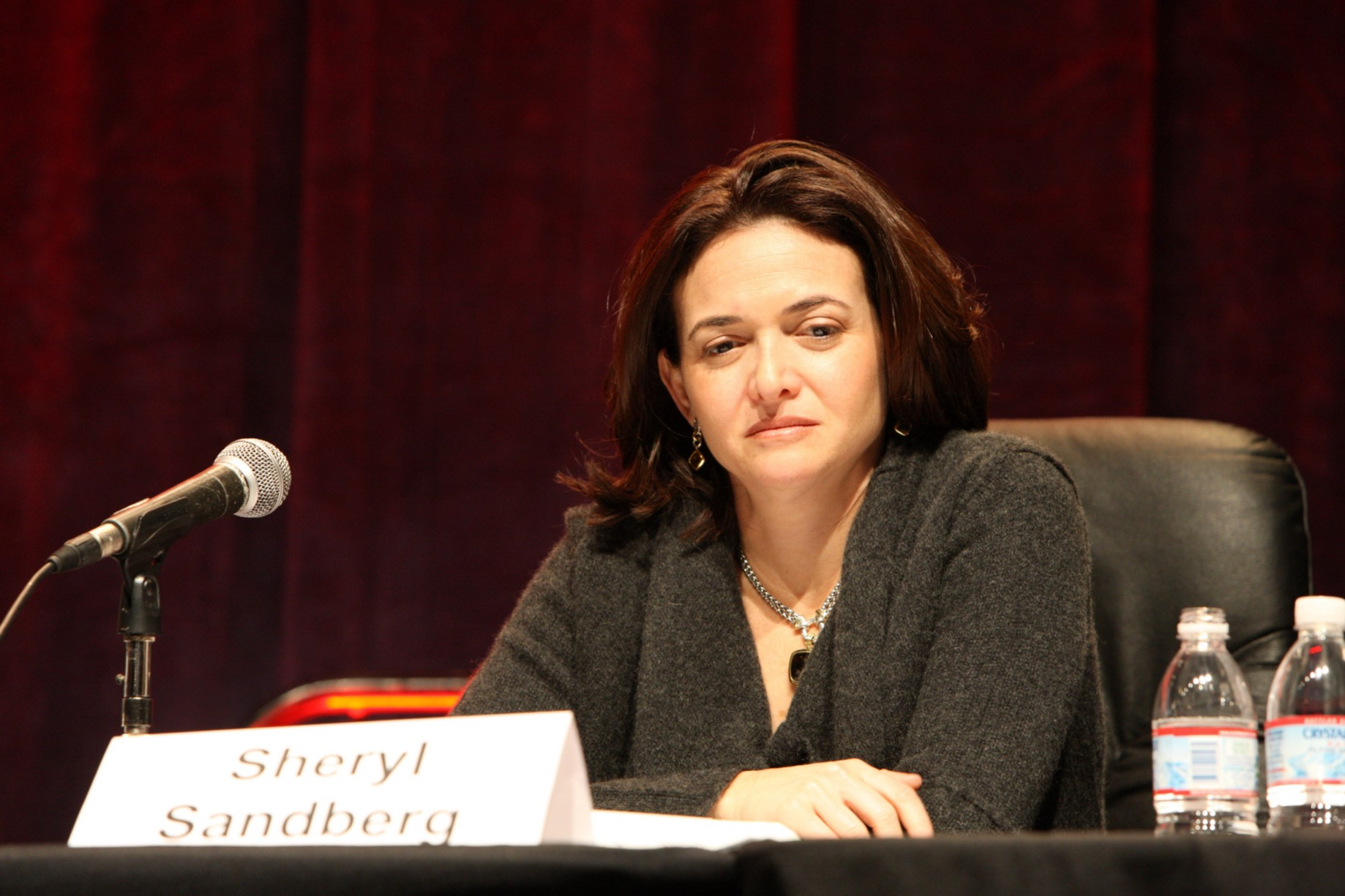 Why Sheryl Sandberg Would Be A Great Role Model For My Young Daughters