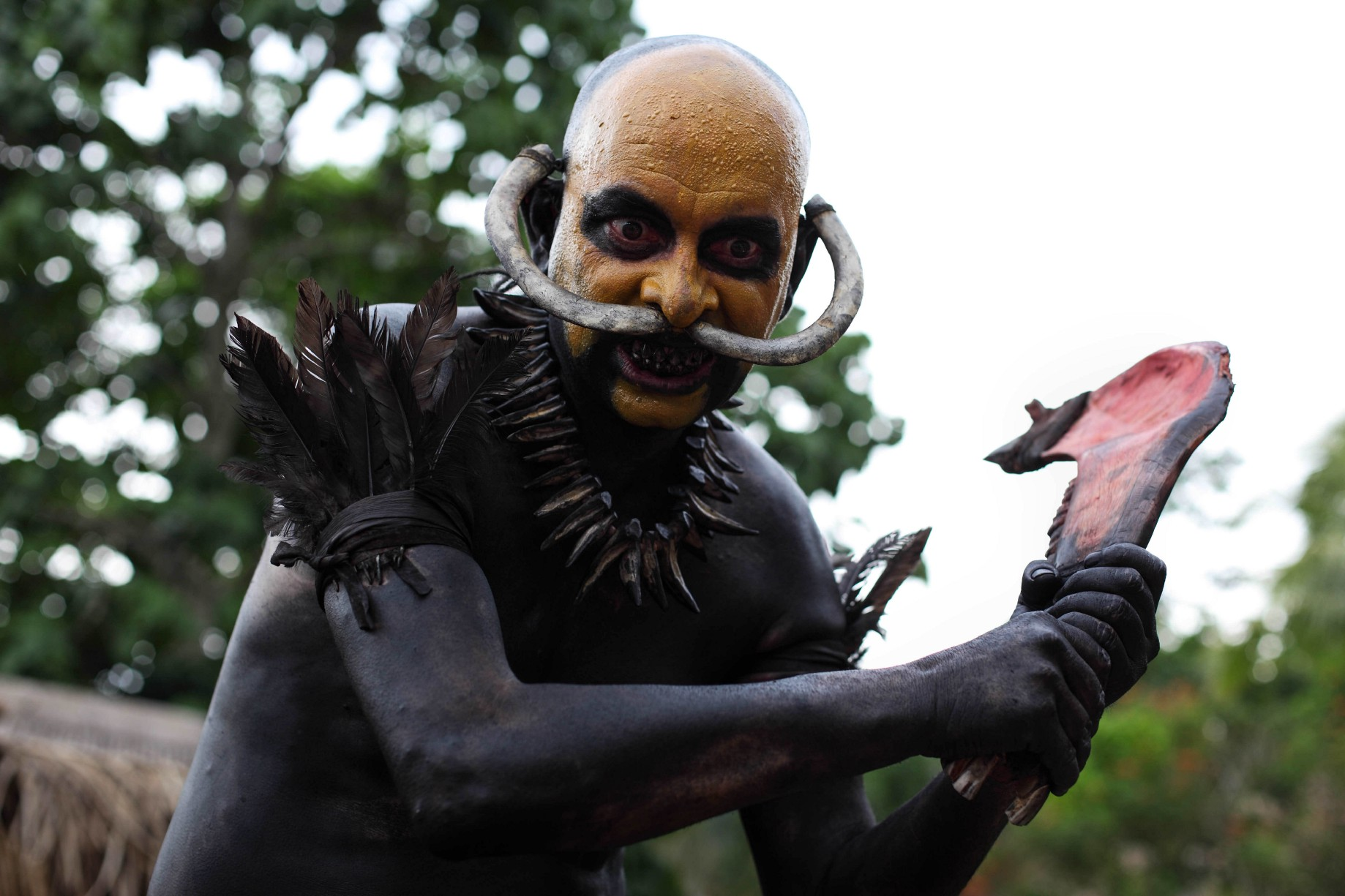 Movie Review Eli Roth Brings Us Into The Green Inferno