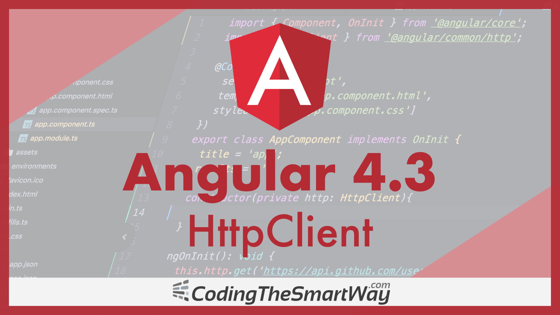 Angular 4 3 HttpClient (Accessing REST Web Services With Angular)