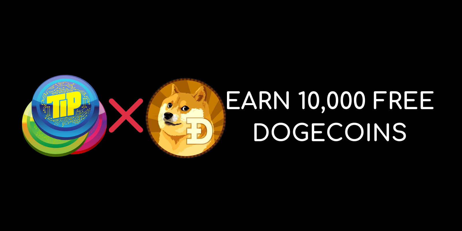 How to earn 10,000 Dogecoins for free? — TIPESTRY! - When Moon, When