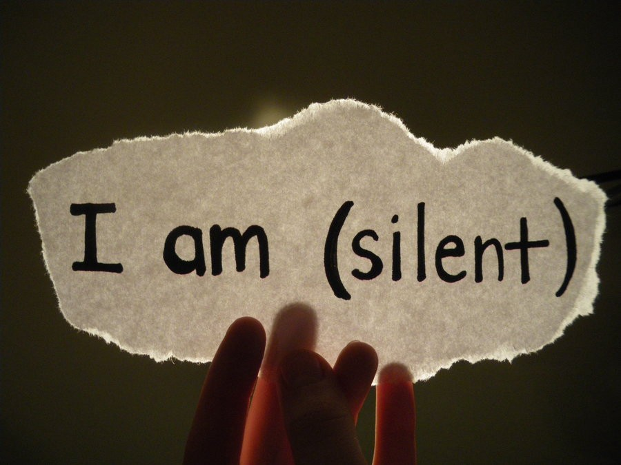 Image result for vow of silence