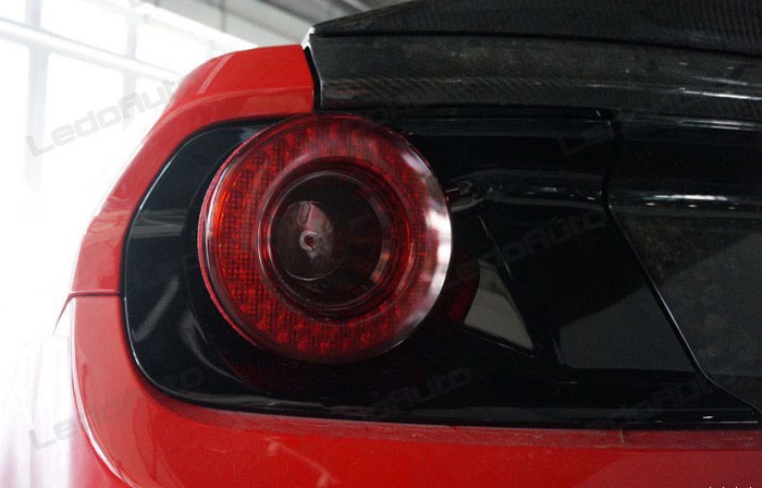 New Coming Ferrari 458 Led Taillight Oem Fitted Ford Mustang By Car Light Retrofit Medium