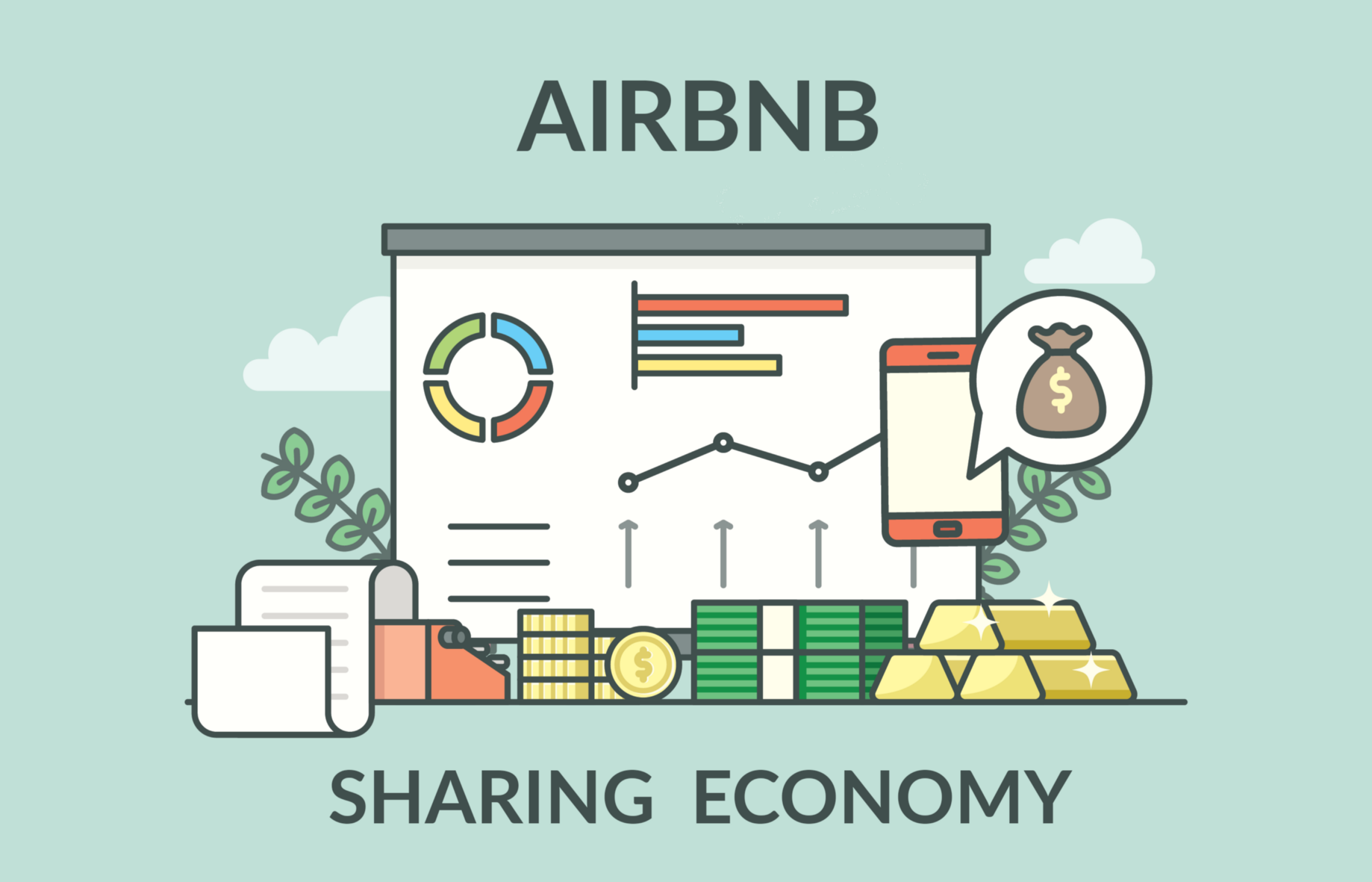 Sharing is Caring: The Positive Influence of the Airbnb Sharing Economy