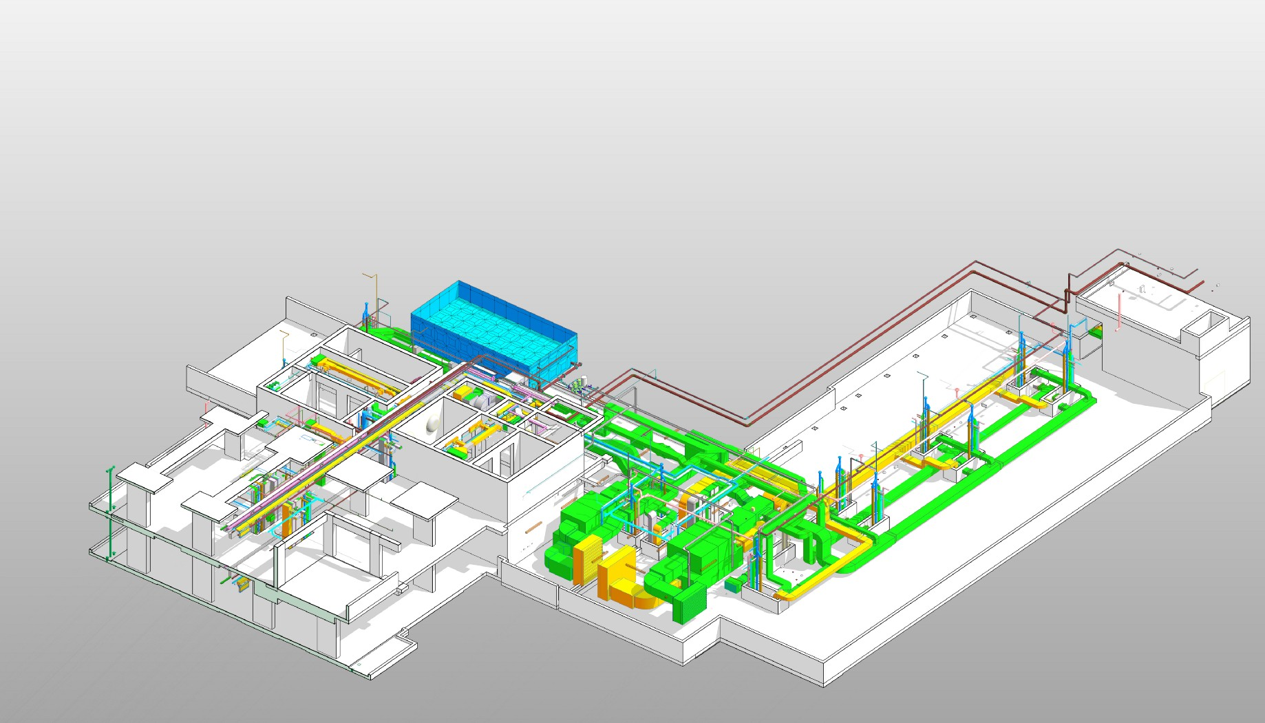 Metal Structural Drafting Fabrication Drawings - Silicon Engineering