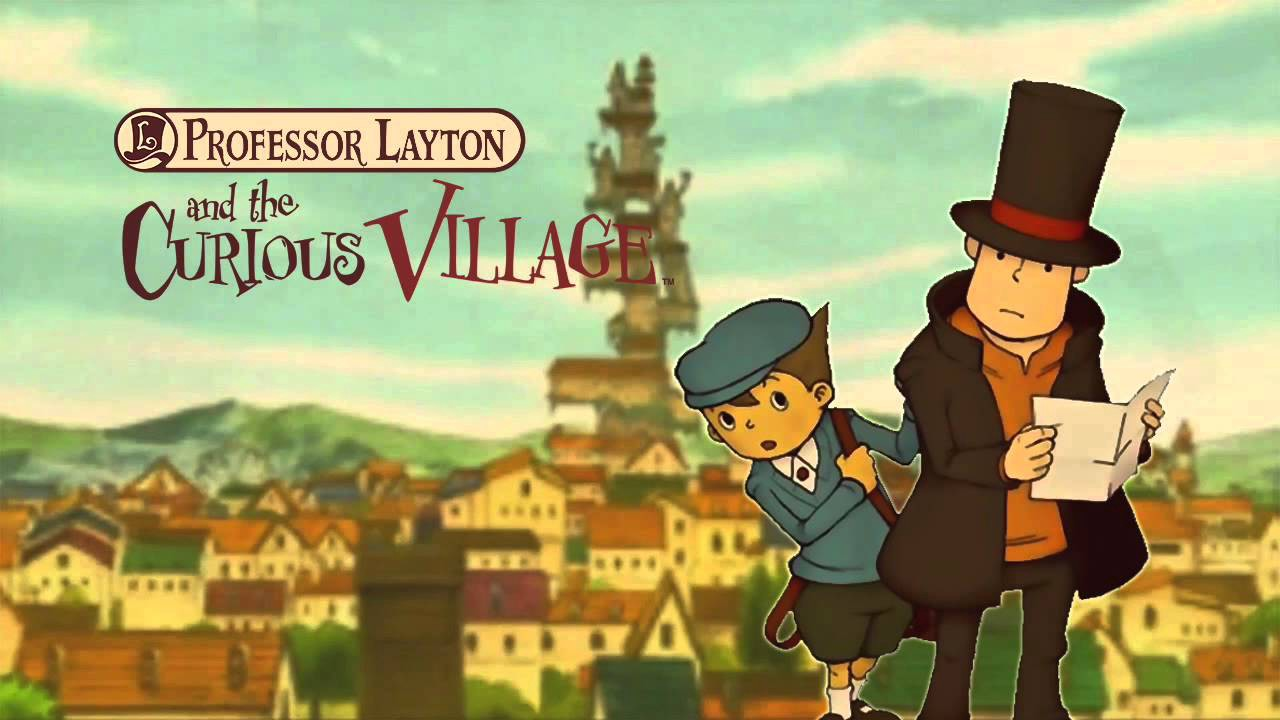 Game Retrospective Professor Layton And The Curious Village By Warren Leigh Medium