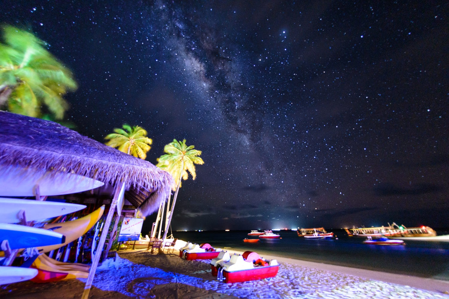 Romantic Things to Do on Your Honeymoon in Maldives