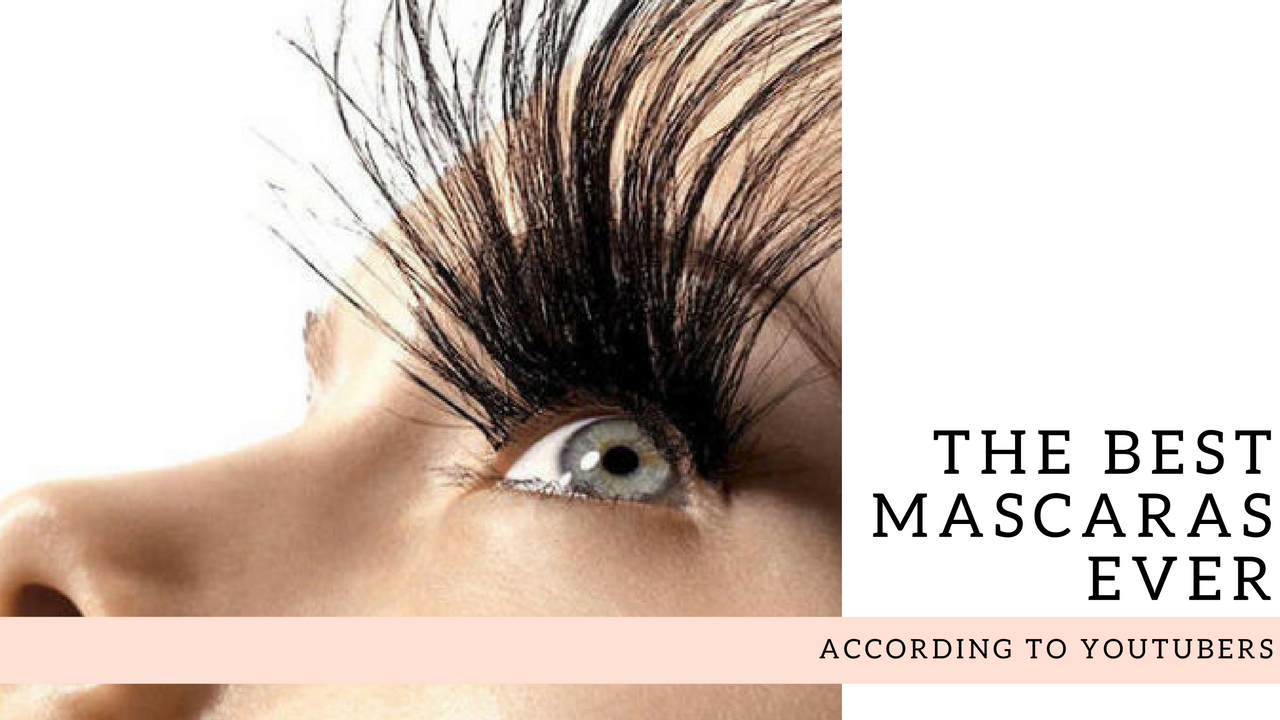 336d22460f9 A good mascara can make or break your look, so finding a mascara that works  for you is very important. Youtube beauty gurus ...