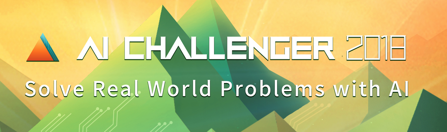 """Problem solving with """"AI Challenger global AI contest"""""""