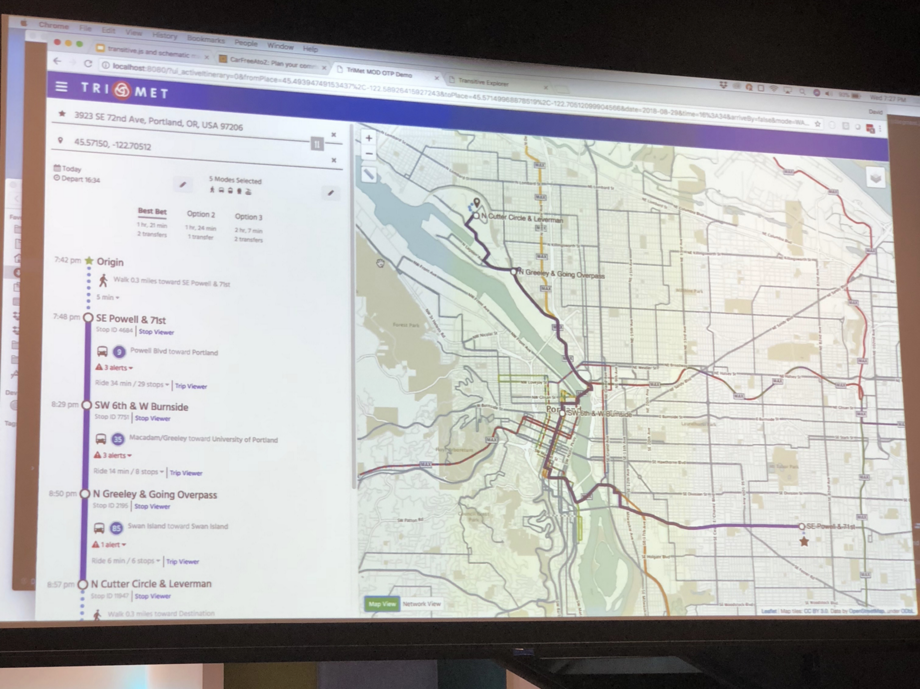 Subway Map Creator New York.Three Projects Helping To Build Better Transit Tools For The Future