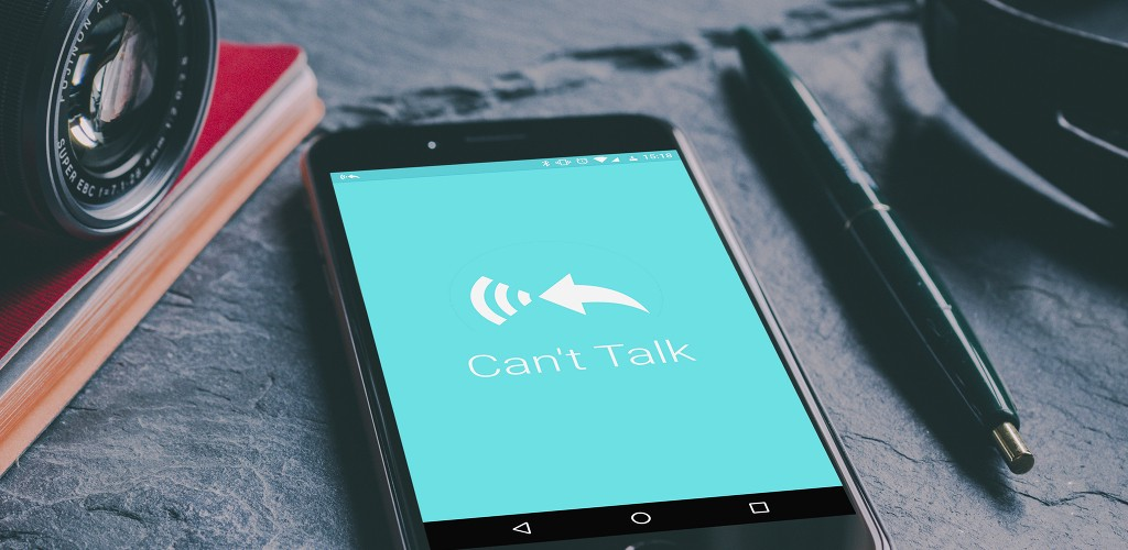 How to reply to Android App Notifications — the magic of Can't Talk