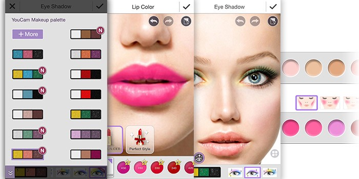 Download YouCam Makeup Application on Any iOS/ Android Device