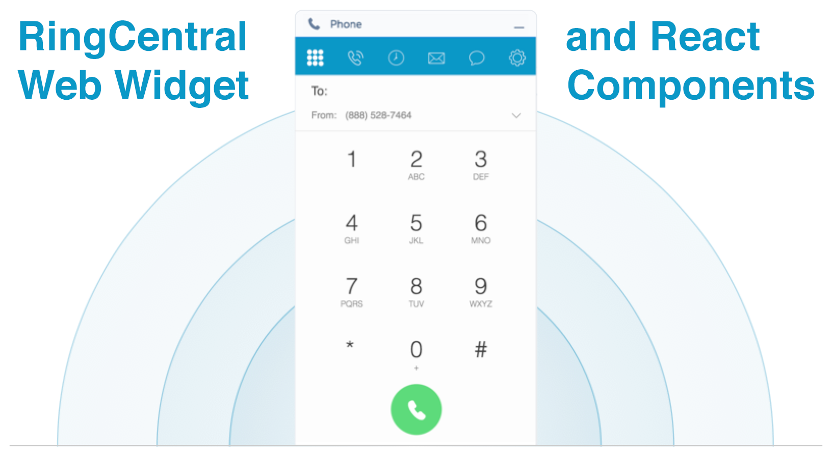 Build Voice and Messaging Apps Quickly with the RingCentral Web Widget