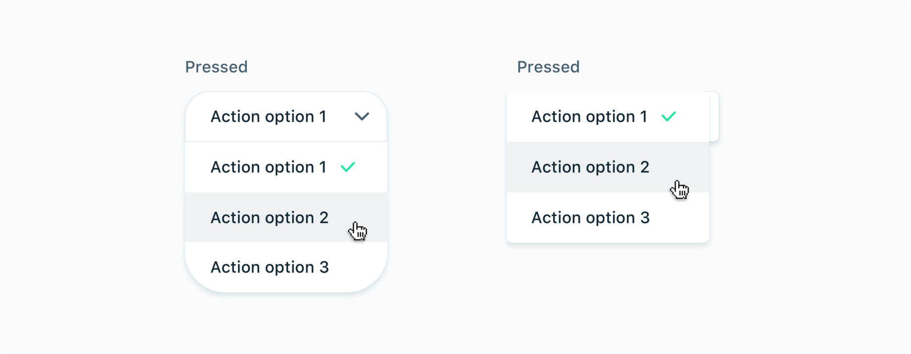 Make sense of rounded corners on buttons   by Shan Shen   UX ...