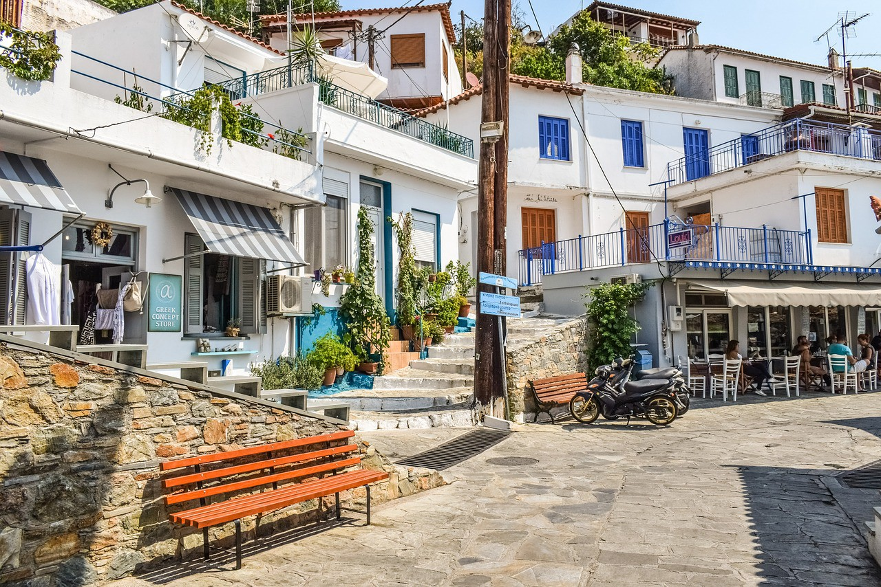 Skopelos Island Offers Mamma Mia Inspired Vacations By Dr George Hatzigiannis Medium