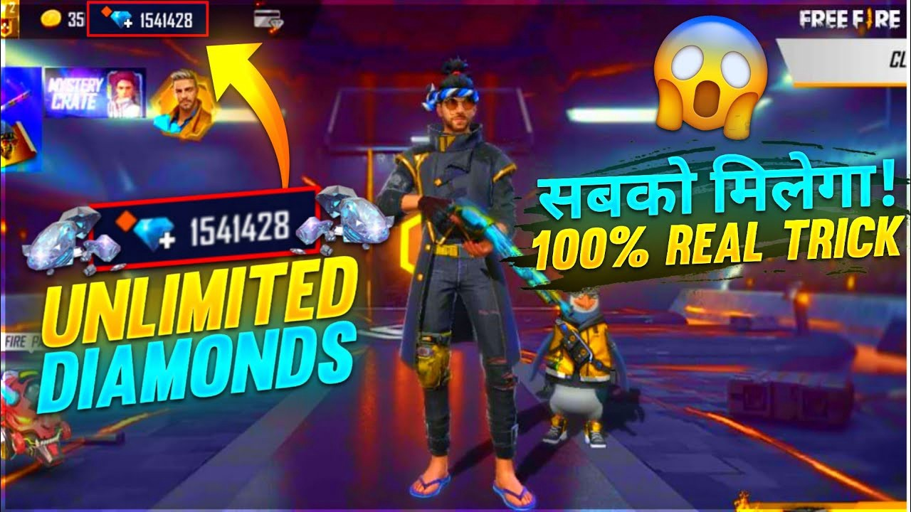 How To Get Free Diamonds In Free Fire By Dhavalsoni Medium