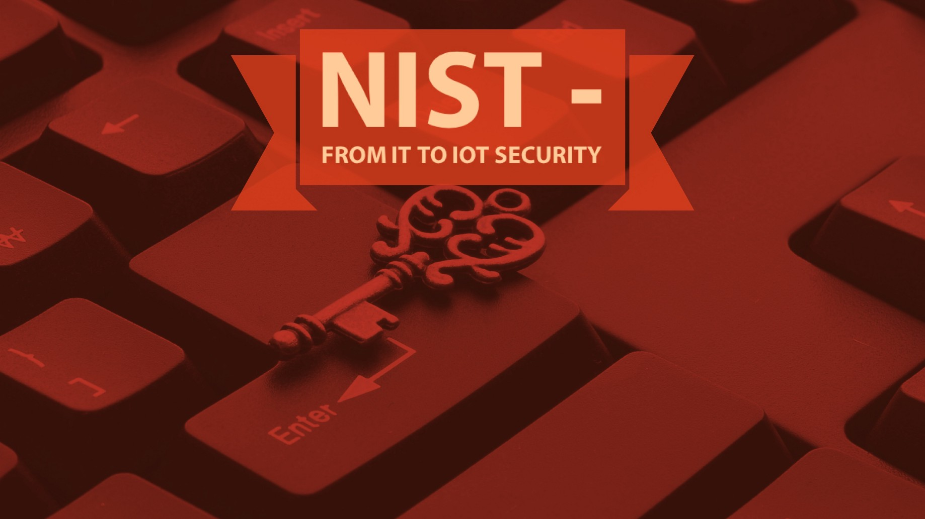 NIST — From IT to IoT Security - Security Compass