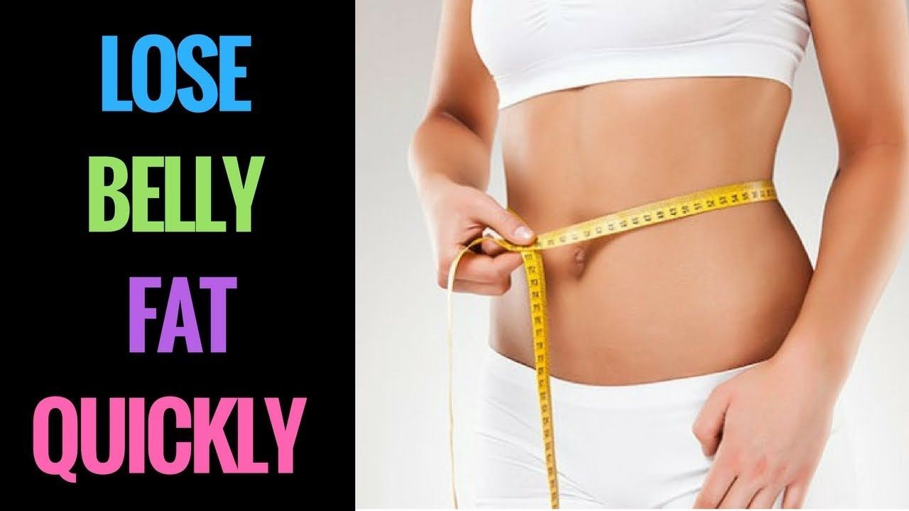 Instructions To Lose Belly Fat In One Week Without Failure
