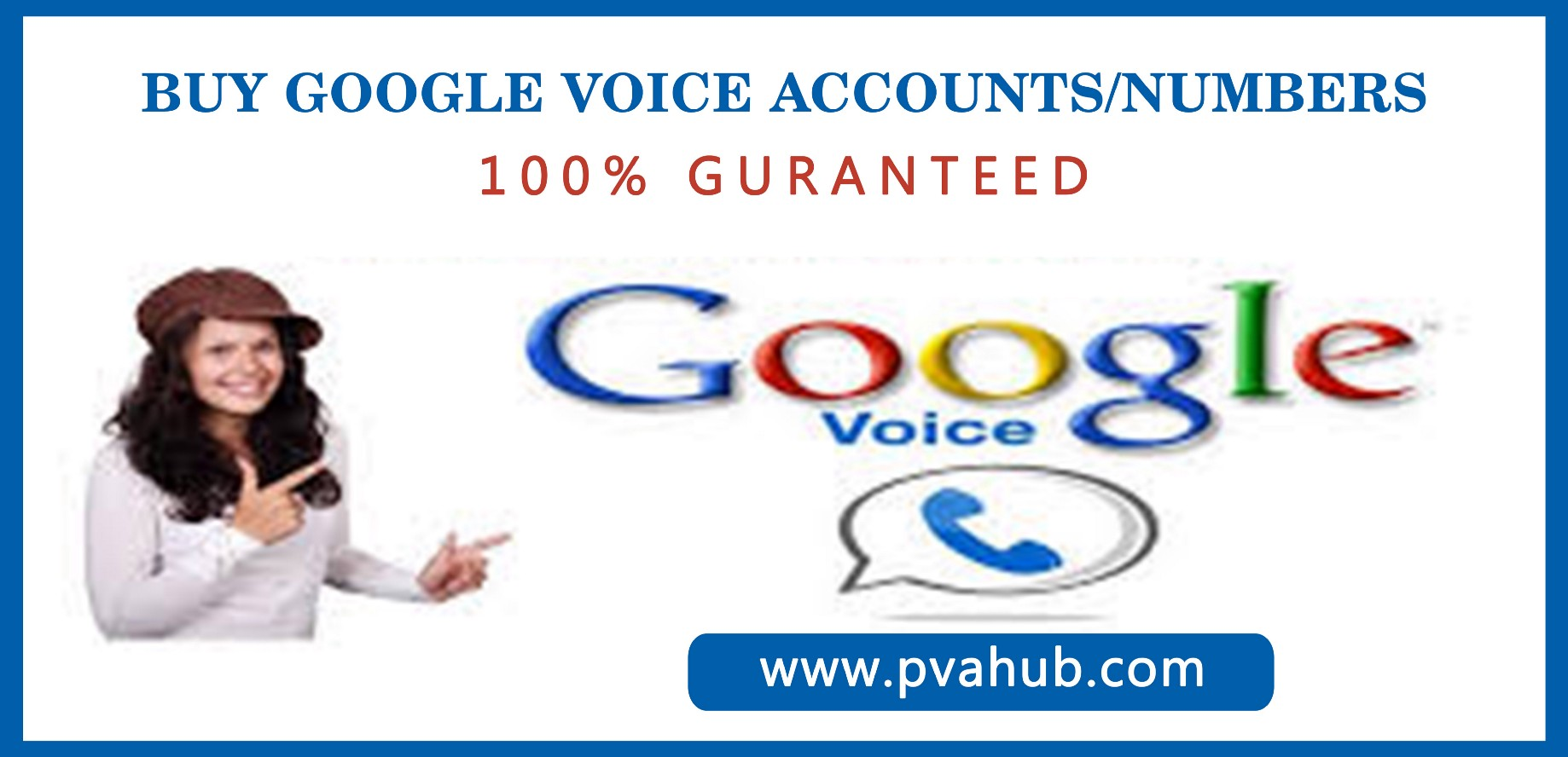Knowing About Google Voice Accounts - pva services - Medium