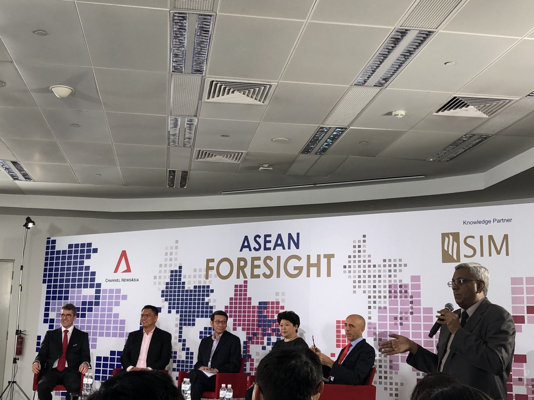 EkkBaz in Channel NewsAsia's ASEAN Foresight - EkkBaz - Medium
