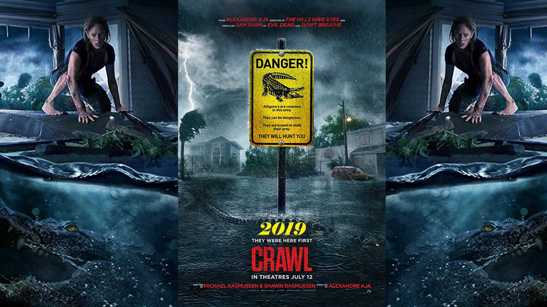 CRAWL Full Movie [2019] Online Free Download - Marry Sholles - Medium
