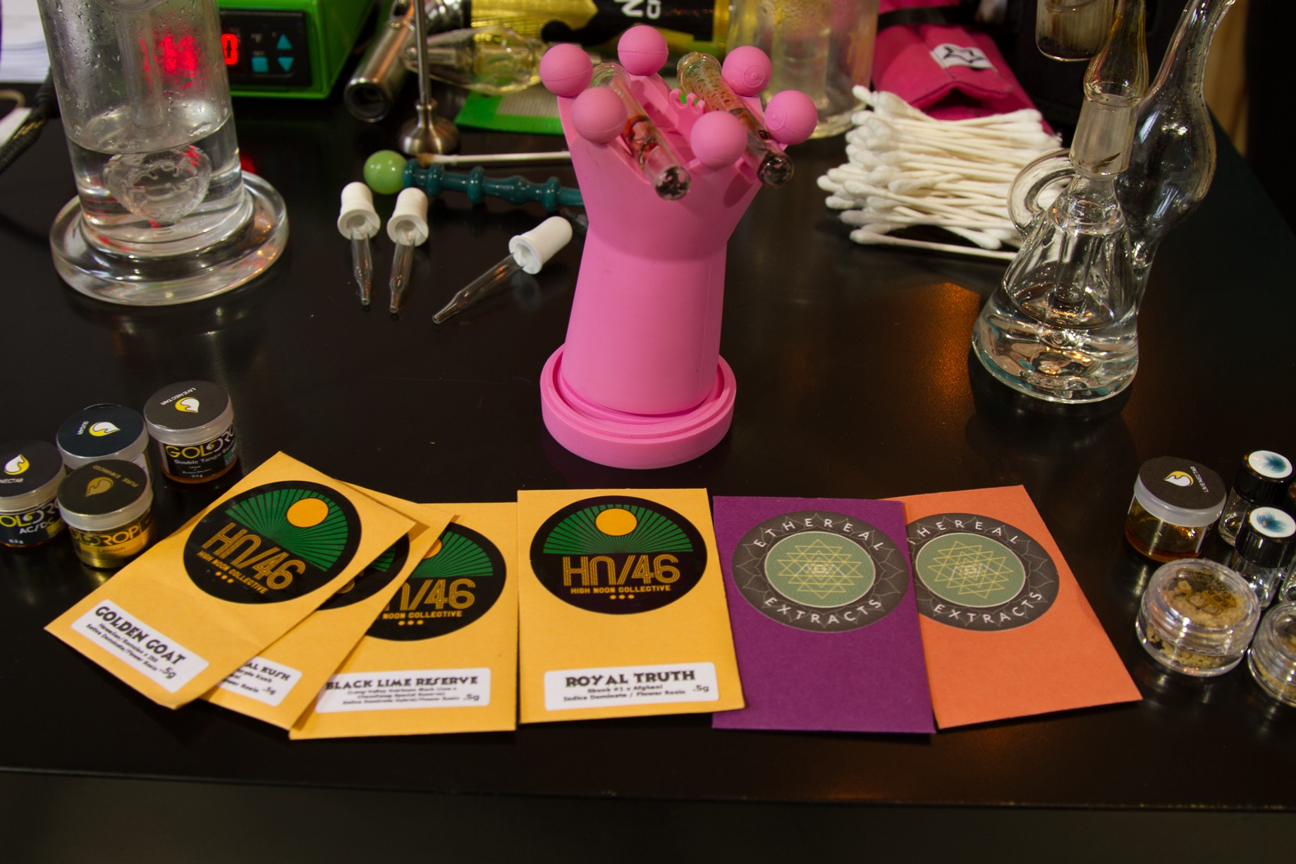 Concentrates & Dabbing for Wellness: Budtender Educational Series