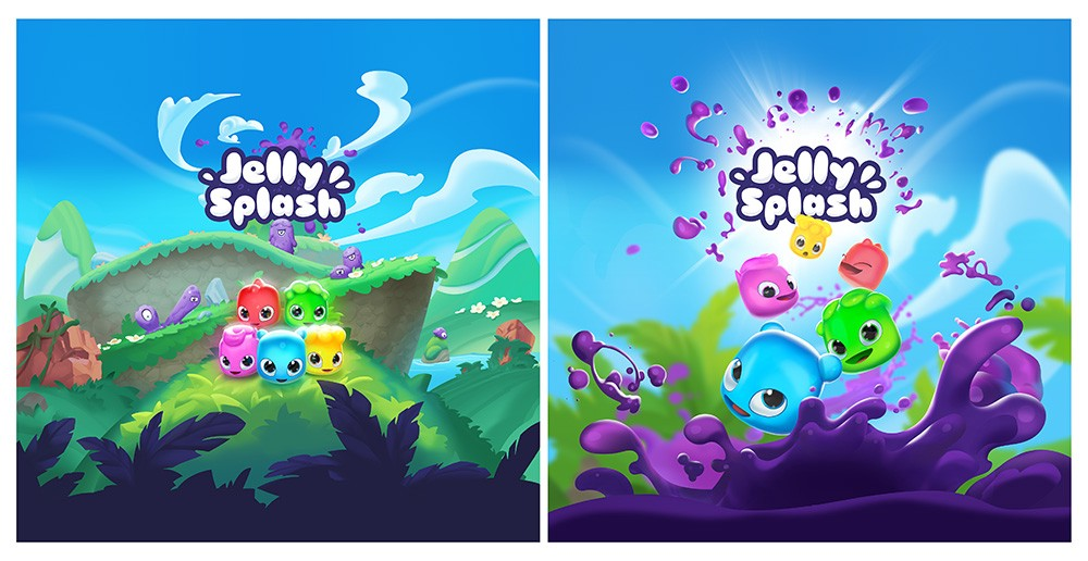 Jelly Splash – Wooga