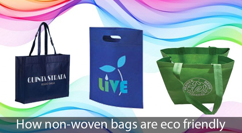 How Non Woven Bags and Paper Bags are Eco-Friendly? | by Rainbow Packaging  | Medium