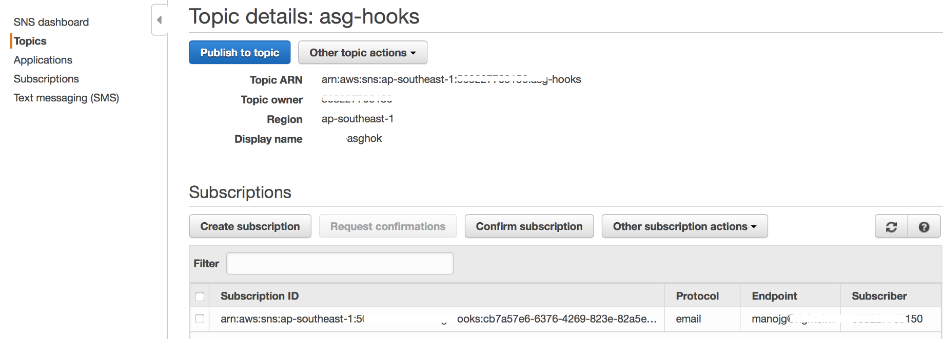 Amazon EC2 Auto Scaling lifecycle hooks to Export Instance Logs