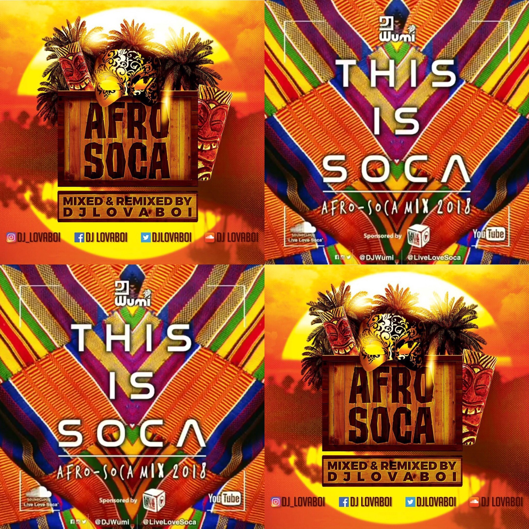 Catch Up On Your Soca: Afrobeat, Soca, And Afrosoca — Know The