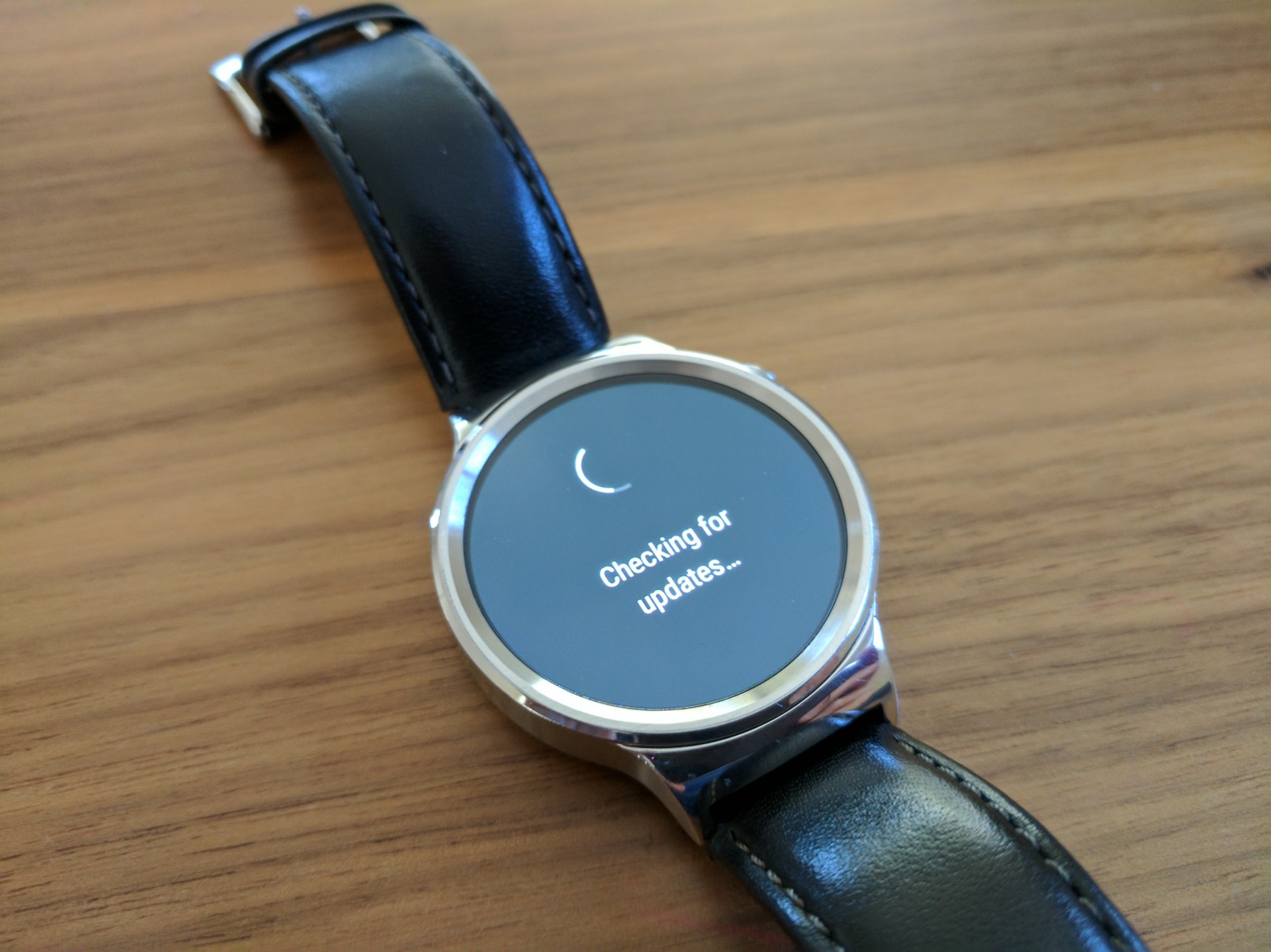 How to restore your Huawei Android Wear watch to Android Wear 1 5