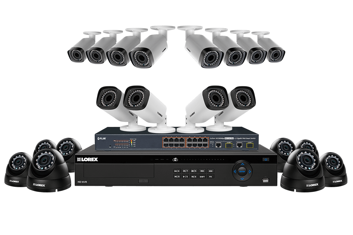 Product Review: Annke 4MP POE NVR Security Camera Systems