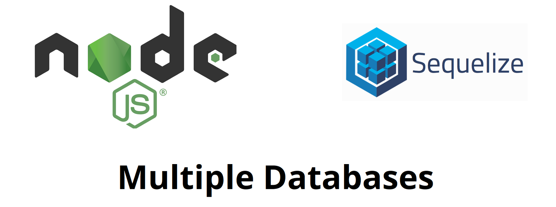 Using multiple databases with NodeJS and Sequelize - unetiq - Medium