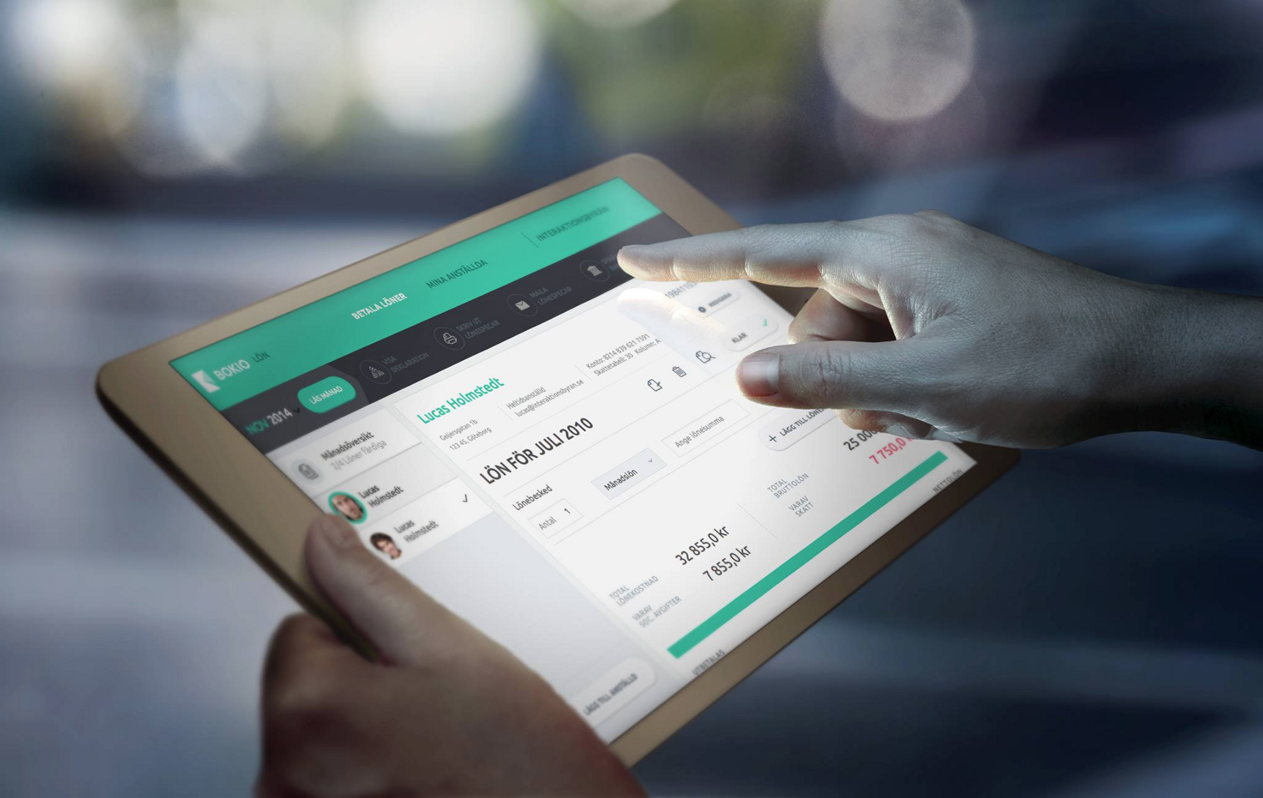 Automating bookkeeping for small businesses, free of charge