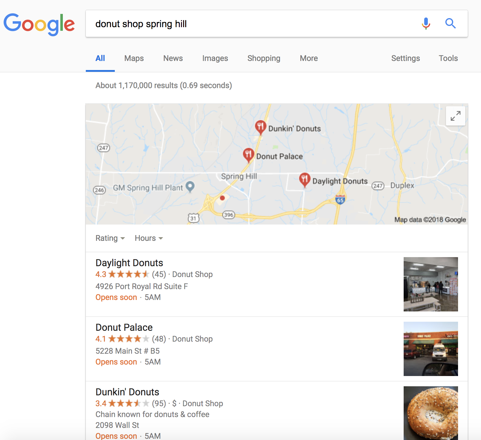 SEO TIP: BENEFITS OF A VERIFIED GOOGLE MY BUSINESS LISTING