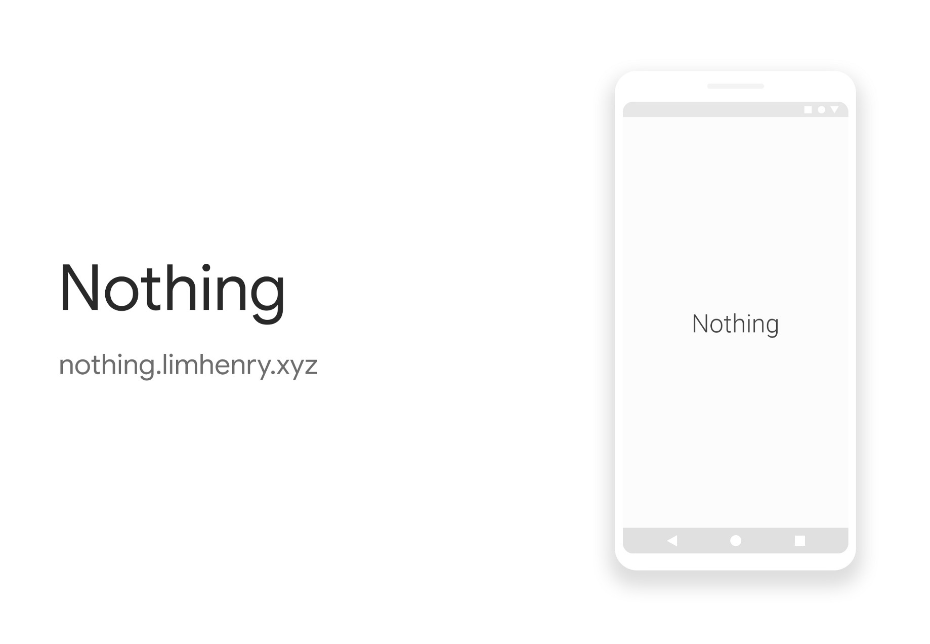 Zero to 15 — Building a Nothing PWA in 15 mins - Noteworthy - The