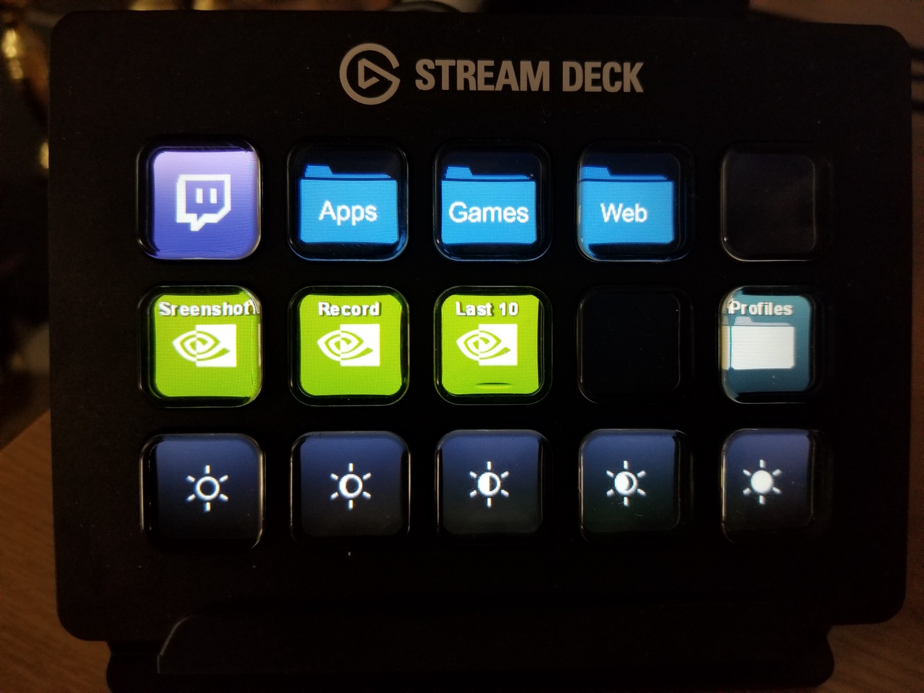 How I use Streamdeck - James 'CrazyCanuck' Paterson - Medium