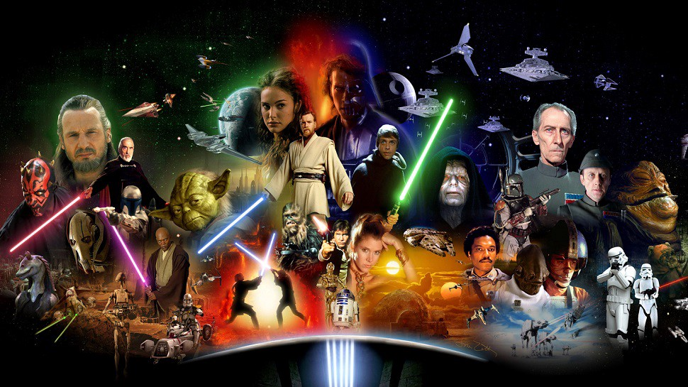 Every Episode of Star Wars, Ranked - Garrett Foster - Medium