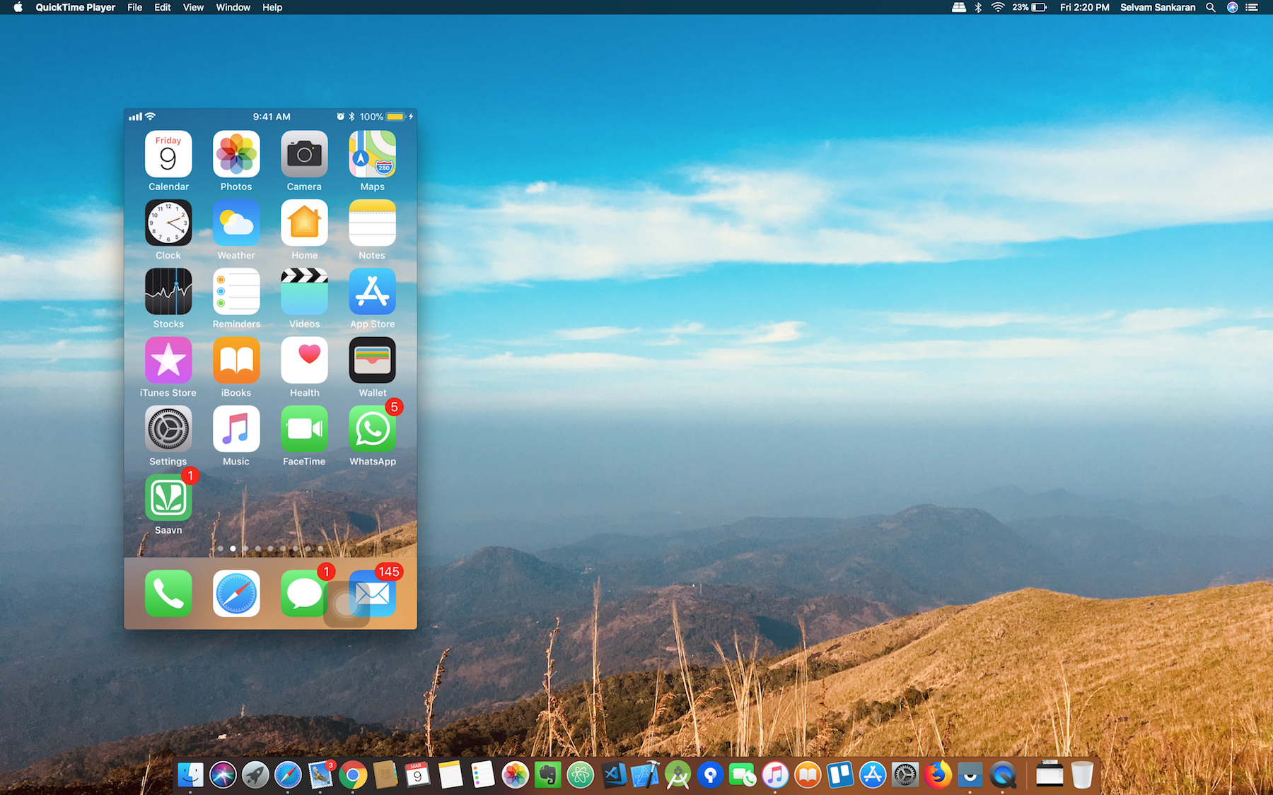 How to mirror your smart phone screen in Mac OS X - Explore Mac - Medium