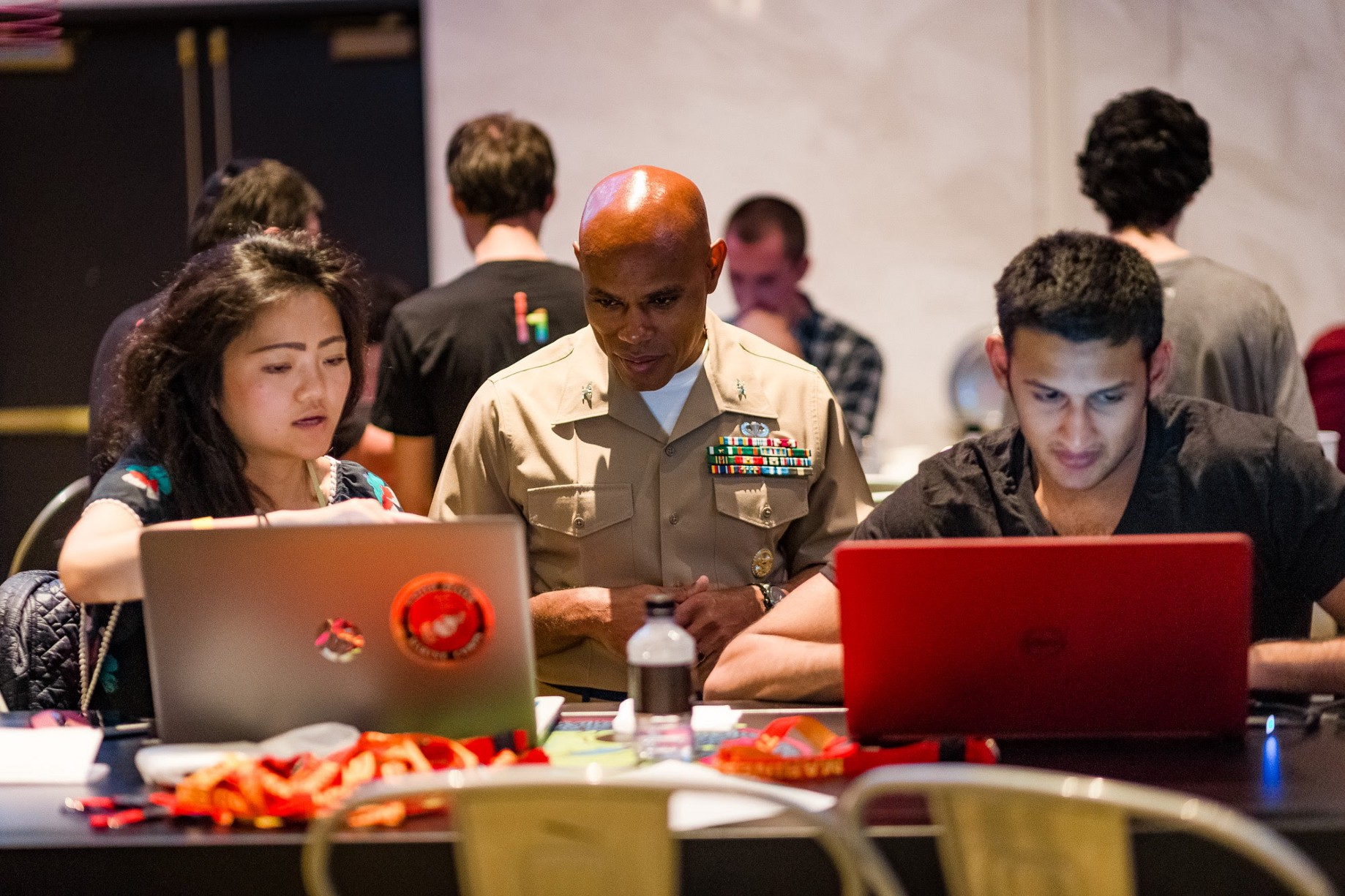 Hack the Marine Corps results are in! - The U S  Digital Service