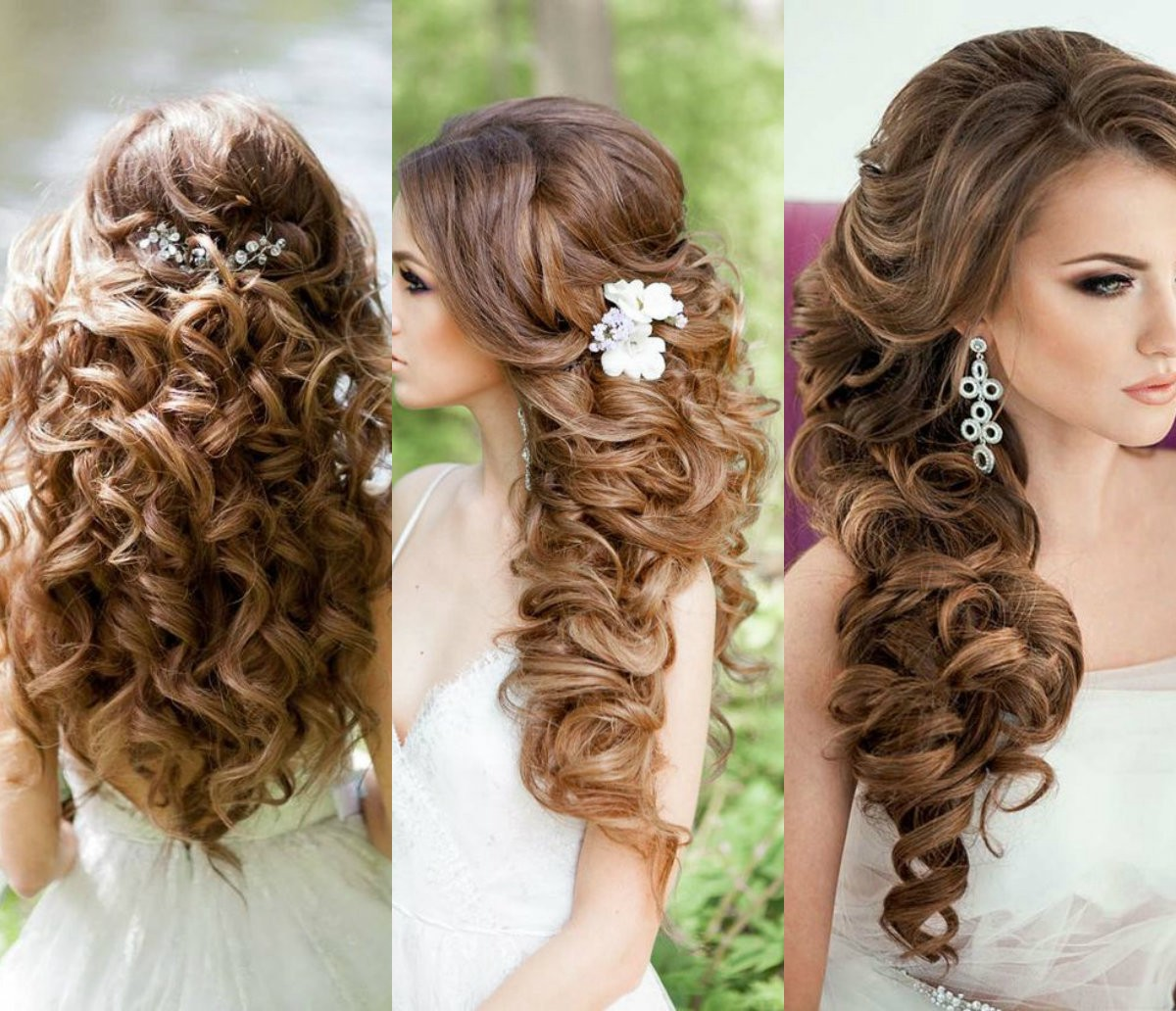 Simply Gorgeous Last Minute Party Hairdos For Curly Hair