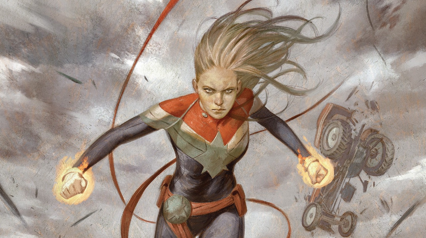 Five Reasons Captain Marvel Fundamentally Sucks - Thomas Well - Medium