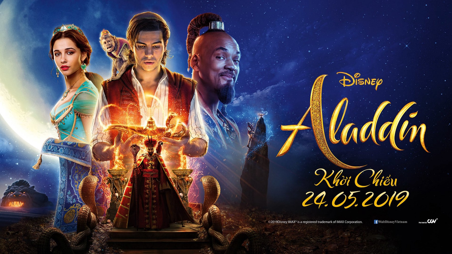 Aladdin (2019) Google Drive || HD Streaming - Ackermann Otto - Medium